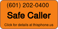 Phone Badge for 6012020400