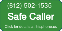 Phone Badge for 6125021535