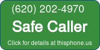 Phone Badge for 6202024970