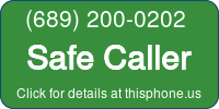 Phone Badge for 6892000202