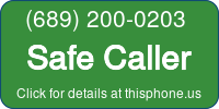 Phone Badge for 6892000203