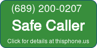 Phone Badge for 6892000207
