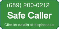 Phone Badge for 6892000212