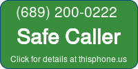 Phone Badge for 6892000222