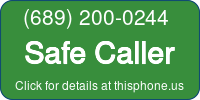 Phone Badge for 6892000244