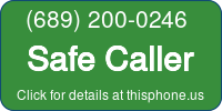 Phone Badge for 6892000246
