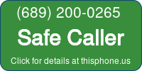 Phone Badge for 6892000265