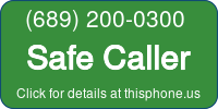 Phone Badge for 6892000300