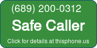 Phone Badge for 6892000312