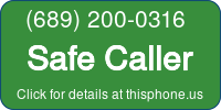Phone Badge for 6892000316