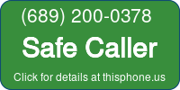 Phone Badge for 6892000378