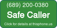 Phone Badge for 6892000380