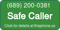 Phone Badge for 6892000381