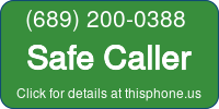 Phone Badge for 6892000388