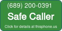 Phone Badge for 6892000391