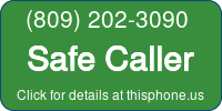 Phone Badge for 8092023090