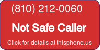 Phone Badge for 8102120060