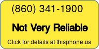 Phone Badge for 8603411900