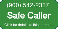 Phone Badge for 9005422337