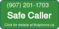 Phone Badge for 9072011703
