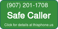 Phone Badge for 9072011708