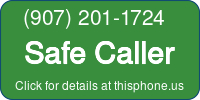 Phone Badge for 9072011724