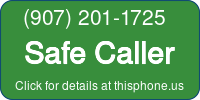 Phone Badge for 9072011725