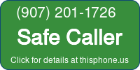Phone Badge for 9072011726