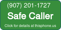 Phone Badge for 9072011727