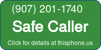 Phone Badge for 9072011740