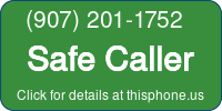 Phone Badge for 9072011752