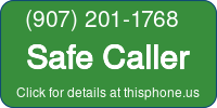 Phone Badge for 9072011768