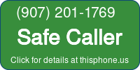 Phone Badge for 9072011769
