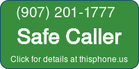 Phone Badge for 9072011777