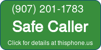 Phone Badge for 9072011783