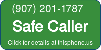 Phone Badge for 9072011787