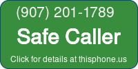 Phone Badge for 9072011789