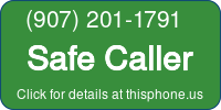Phone Badge for 9072011791
