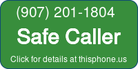 Phone Badge for 9072011804