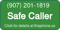 Phone Badge for 9072011819