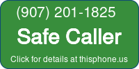 Phone Badge for 9072011825