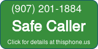 Phone Badge for 9072011884