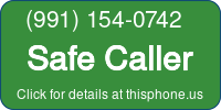 Phone Badge for 9911540742